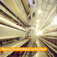 Tianrui Chicken Cage System Used Poultry Feed Mill Equipment