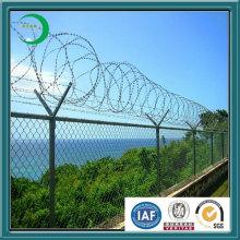 Загородный забор из кованого железа нового дизайна (xy-s11)