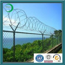 Y Почтовый колючей проволоки Airport Fence (xy-s7)