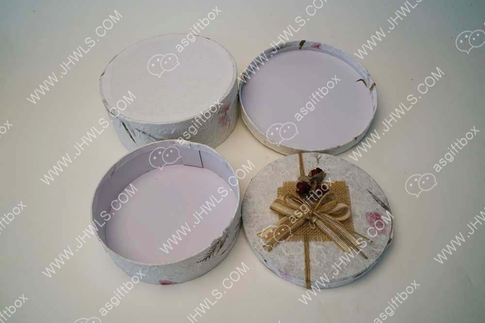 Petal Paper Packaging Box