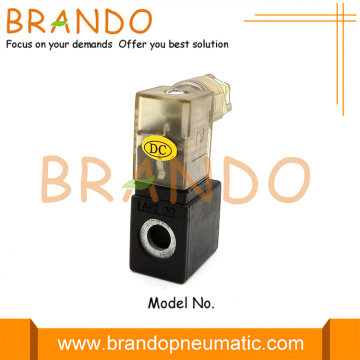4V100 Series Pneumatic Solenoid Valve 8mm Lubang Coil