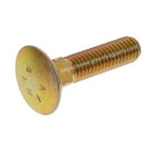 120639 87533767 Special carriage bolt with extra lip