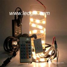 Гибкие полосы с регулируемой яркостью SMD5050 72W 300PCS LEDs IP67 силиконовое покрытие