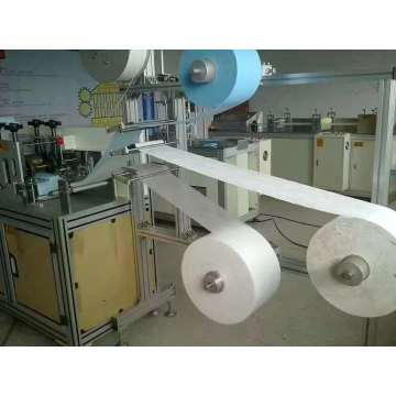 Dispasable face mask machine, civil provention mask, medical mask machine