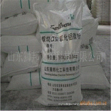 3000 Mesh Alumina for Grinding and Polishing