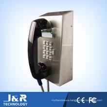 Vandalproof Stainless Steel, Extensive Line of Prison Visitation Phone