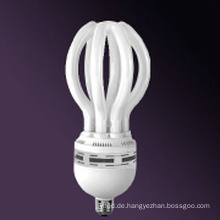 CE / RoHS genehmigt Energiesparlampe Lotus 65W / 85W