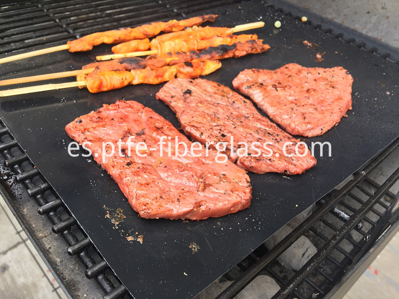 Reusable BBQ Mat
