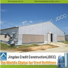 Sealed Galvanization Light Steel Structure Coop