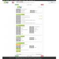 Lipstick Case-USA Exemple de données d'importation