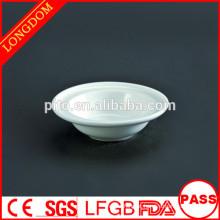 New Design pequena cerâmica / porcelana molho de soja prato