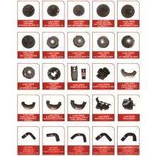 Peça de embreagem simples do trator agrícola sapata de freio de ferro (YM1401)