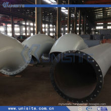 large size steel casting bend (USD-3-005)