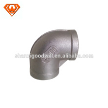 Chinese NPT Stainless Steel 316 Welded Pipe Fittings Elbow