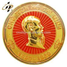 Les fabricants de la Chine ont personnalisé les épingles de revers en métal magnétique en or