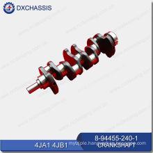 ORIGINAL 4JB1 Crankshaft 8-94455-240-1