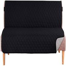 Funda para sofá futón jacquard reversible repelente al agua