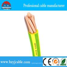 2,5mm2 Strang Einzelkabel Elektrischer Draht Kupferleiter