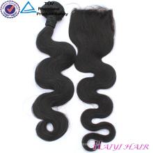 No hay pelos procesados químicos cabello virgen