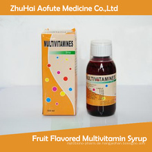 Multivitamin-Sirup