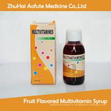 Sirop Multivitamines