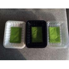 OEM Accept Black Transparent Plastic Packaging Box for Fruit and Vegetable