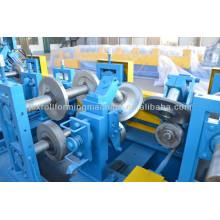 Máquina de formação de rolo de c & z purlin / máquina de formação de rolo de perfil de aço