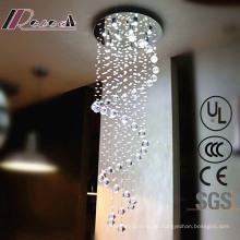 Konferenzraum Luxus Clear Crystal hängende Deckenleuchte