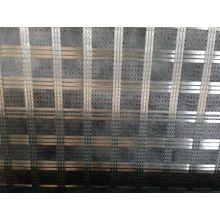 Coated Polyester Geogrid Med Nonwoven Geotextile Composite