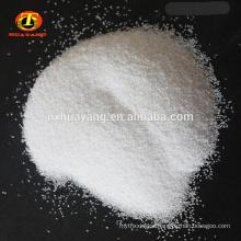 Fused white aluminium oxide corundum sand blasting abrasive media