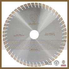 Lame de diamant populaire 2015, lame de scie, disque de diamant (SY-DSB-64)