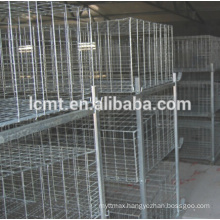 5 tier quail cage H type for sale
