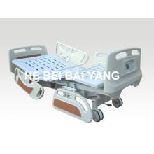 A-3 cama de hospital elétrico de seis funções