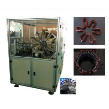 Starter Motor Wave Shape Coils Winding Machine