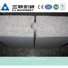 Sandwich Lightweight Insulated Wall Panel Machine \ China Eps Béton Sandwich Wall Panel Machine