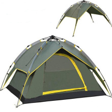 Outdoor Camping Tent 3-4 Bunk Tent-Speed Automatic Rain Ride
