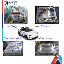plastic children toy car mould