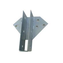 Soldadura de aço carbono galvanizada do MERGULHO quente do OEM e peças de fabricação Arc-S341