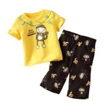 Tops y Shorts en Algodón Multicolor Pack de 2