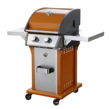 United Professional 2 Burner Gas BBQ Grill for Sale