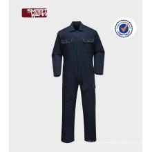 China OEM coverall unisex flame retardant waterproof uniforms workwear
