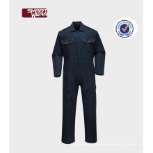 China OEM coverall unisex retardador de chama à prova d 'água uniformes workwear