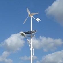Luz de calle híbrida del viento solar 30W-60W