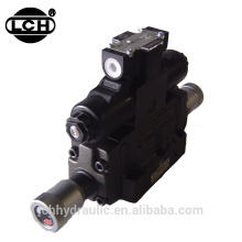 hydraulic pilot manual directional valve h4weh