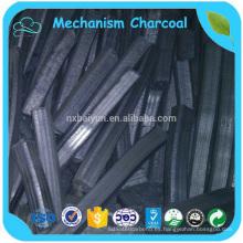 Mecanismo Carbón de leña / Aserrín Carbón de leña para barbacoa