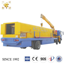 UCM240( 914-610) ARCH STEEL ROOF BUILDING MACHINE/SANXING K Q SPAN ROOF ROLL FORMING MACHINE