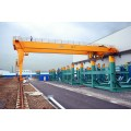Semi - Gantry Crane
