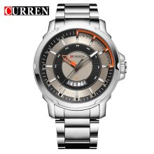 Stainless Steel Waterproof Men Quartz Watches