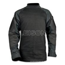 Camisa tática para militares cumpre o padrão ISO