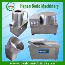 Linha de produção semiautomática das microplaquetas de batata máquina industrial das microplaquetas de batata